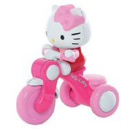 Hello Kitty Baby Pull Back & and Go Tricycle